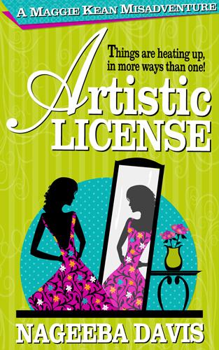 Artistic License by Nageeba Davis